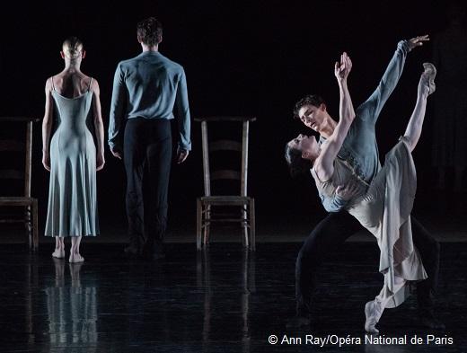 Symphonie de Psaumes de Jiří Kylián - Ballet de l'Opéra de Paris