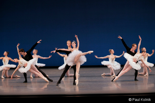 Symphony in C de George Balanchine