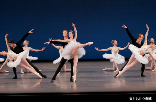 Symphony in C de George Balanchine - NYCB