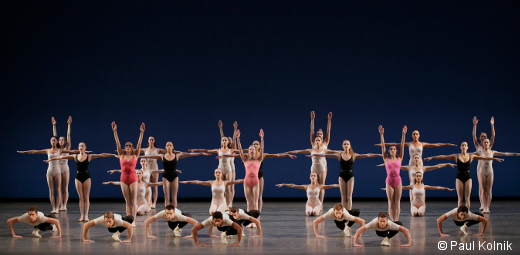 Symphony in Three Movements - New York City Ballet