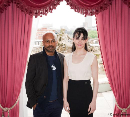 Akram Khan et Tamara Rojo