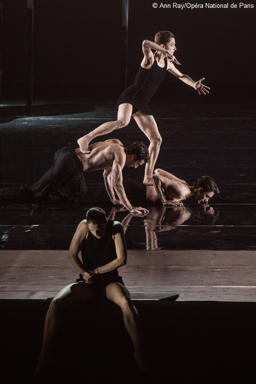 Tar and Feathers de Jiří Kylián - Ballet de l'Opéra de Paris
