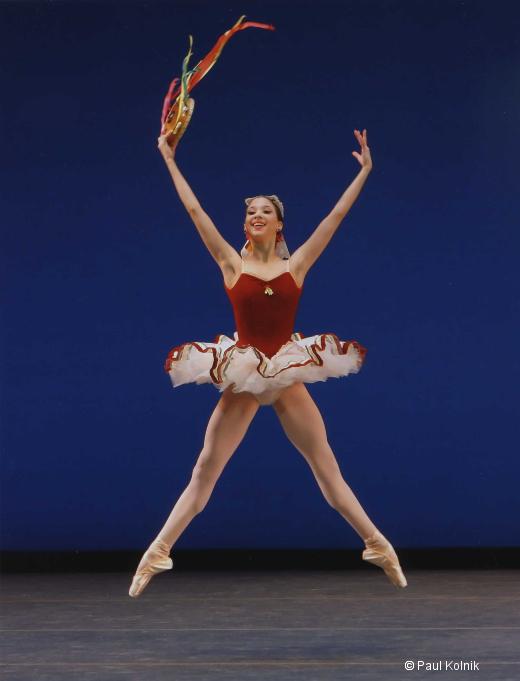 Tarentella de George Balanchine -