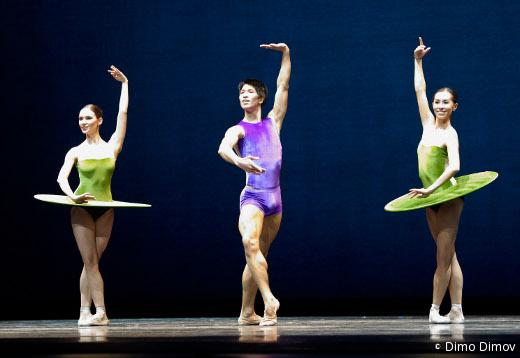 Ballet de l'Opéra de Vienne - The Vertiginous Thrill of Exactitude de William Forsythe