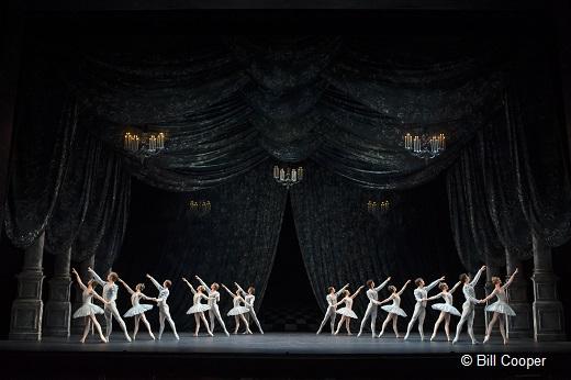 Le Birmingham Royal Ballet dans Thème et Variations