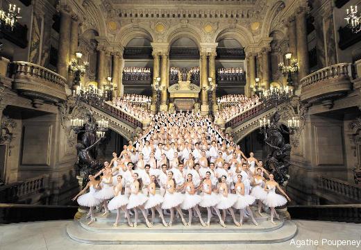 Le Ballet et l'École de Danse de l'Opéra de Paris