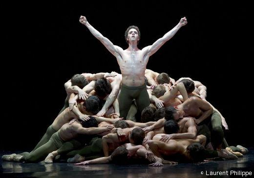 Mathias Heymann et le Ballet de l'Opéra de Paris - Troisième Symphonie de Mahler de John Neumeier