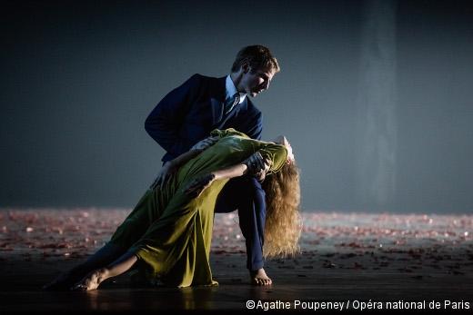 Verklärte Nacht d'Anne Teresa de Keersmaeker - Ballet de l'Opéra de Paris