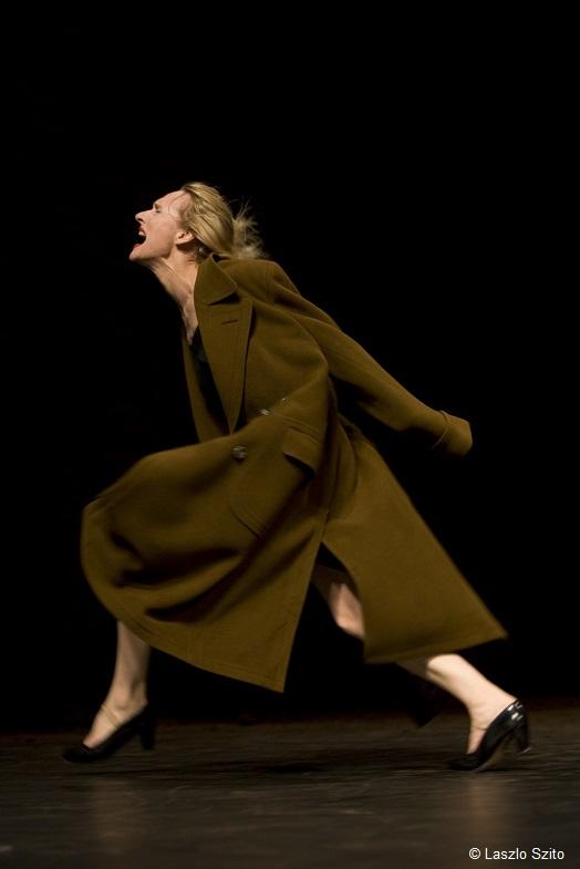 Viktor de Pina Bausch - Julie Shanahan