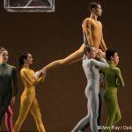 Soirée Cunningham/Forsythe par le Ballet de l'Opéra de Paris – Un éloge de la déconstruction