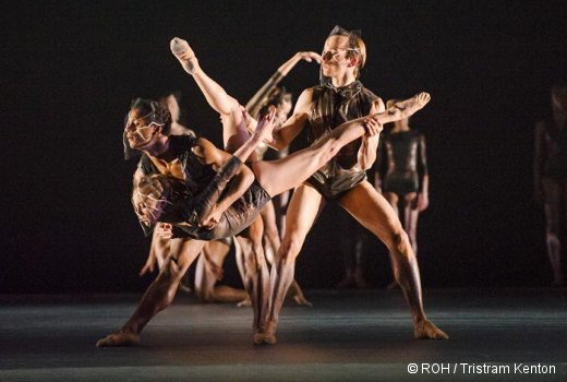 Woolf Works - Royal Ballet de Londres