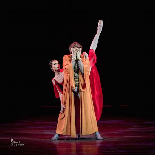 Youlia Stepanova dans Macbeth