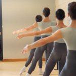 Une année à l'Académie Princesse Grace – En cours de danse