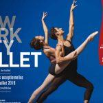 Les Étés de la Danse 2016 – Le New York City Ballet à Paris du 28 juin au 16 juillet