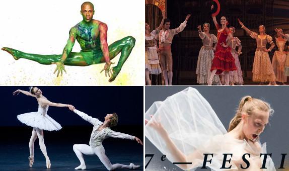 Danses avec la plume l 39 actualit de la danse l for Barre de danse occasion