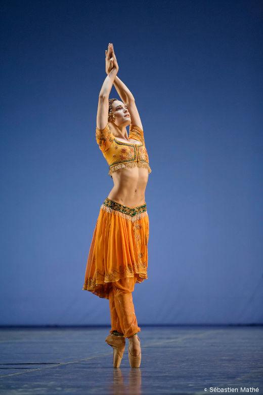 Amandine Albisson - Concours interne de promotion 2013 - Variation libre