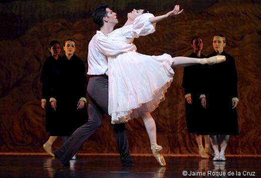 L'Arlésienne de Roland Petit - Ballet de l'Opéra de Lyon