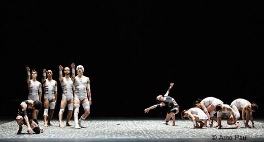 Elementen I de Cindy van Acker, par le CCN-Ballet de Lorraine