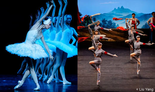 Le Ballet National de Chine