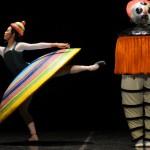 Le Ballet triadique ou quand l'interprète devient décor