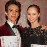 Bianca Scudamore et Francesco Mura, lauréats du Prix du Cercle Carpeaux 2018