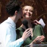 Bianca Scudamore et Pablo Legasa Prix de l'AROP 2018
