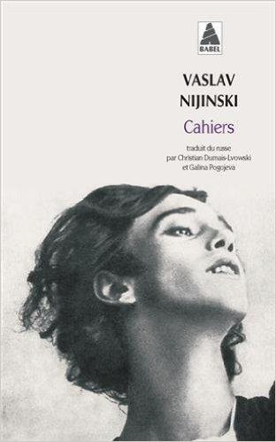 Cahiers de Vaslav Nijinski