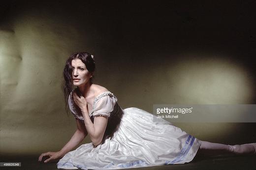 Giselle - Carla Fracci