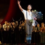 Soirée Scarlett/Robbins/Tchaïkovski/Acosta au Royal Ballet de Londres, et adieux de Carlos Acosta