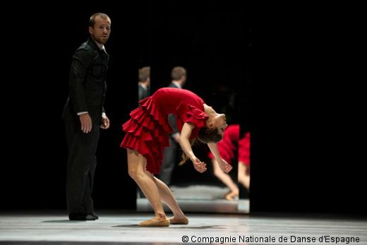 Carmen de Johan Inger - Compagnie Nationale de Danse d'Espagne