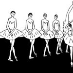 [Livre] Carnet de Ballet – Le Lac des cygnes