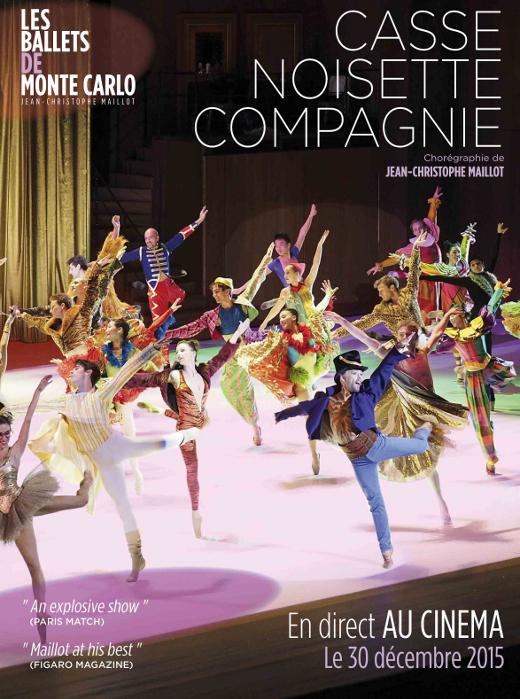 Casse-Noisette Compagnie - Ballets de Monte-Carlo