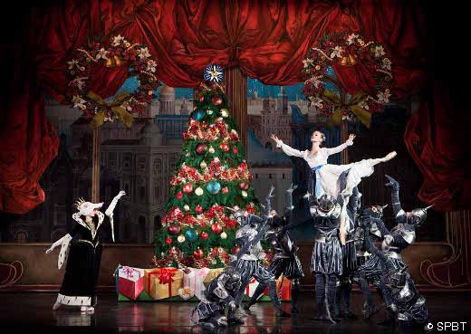 Casse-Noisette par le Saint-Pétersbourg Ballet Théâtre