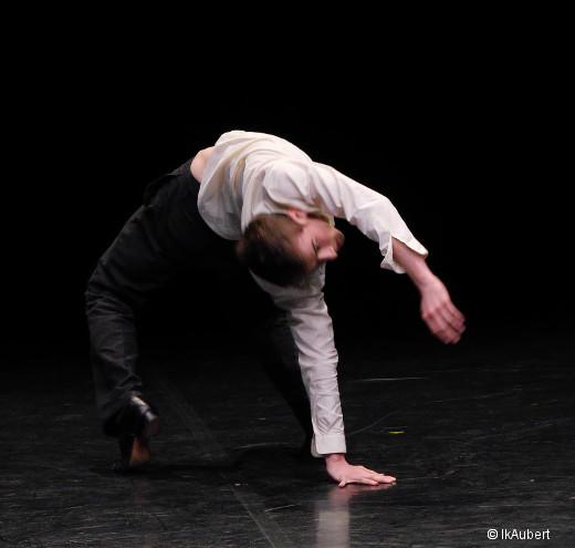 Certificat de danse contemporaine 2016 du CNSMDP