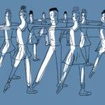 Les Clichés de la danse – Il n'y a que des filles en cours de danse !
