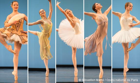 Concours Interne De Promotion 2018 Novembre Resultats Des Danseuses Danses Avec La Plume L Actualite De La Danse