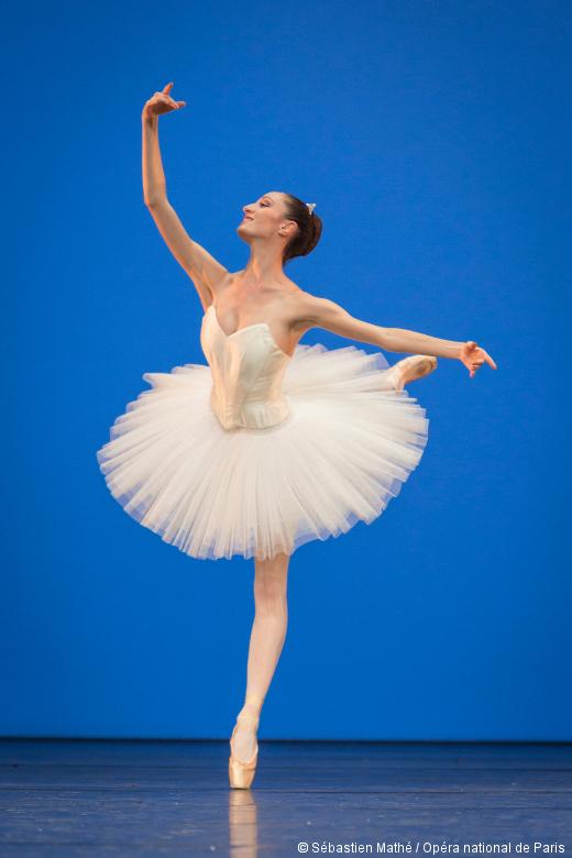 Concours de promotion 2015 - Fanny Gorse dans sa variation imposée (Raymonda)