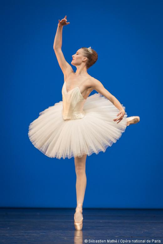 Concours de promotion 2015 - Ida Viikinkoski dans sa variation imposée (Raymonda)