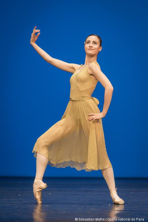 Concours de promotion 2015 - Lydie Vareilhes dans sa variation imposée (Dances at a gathering)