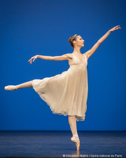 Concours de promotion 2015 - Marion Barbeau dans sa variation libre (La Belle au bois dormant)