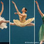 Concours interne de promotion 2016 du Ballet de l'Opéra de Paris – Résultats des danseuses