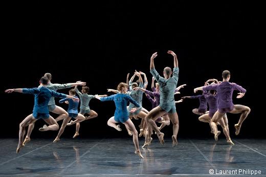 Corps de ballet de Noé Soulier - Ballet de Lorraine