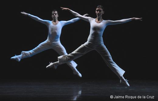 Dance de Lucinda Childs - Ballet de l'Opéra de Lyon