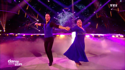 Danse avec les stars - Christian Millette et Valérie Damidot