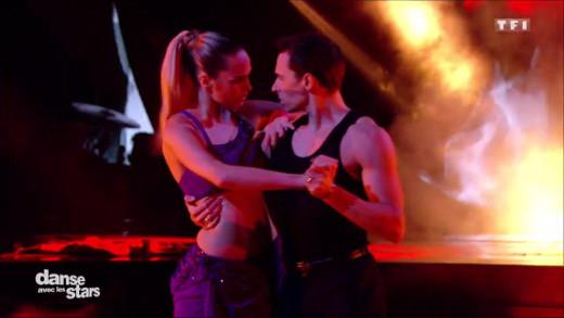 Danse avec les stars - Camille Lou et Grégoire Lyonnet