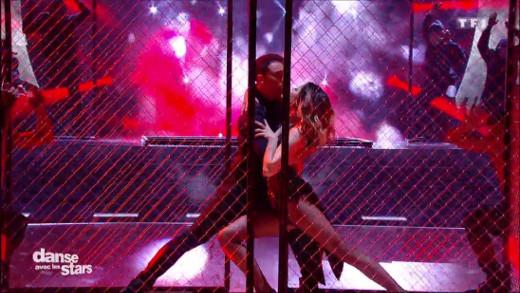 Danse avec les stars - Caroline Receveur et Maxime Dereymez
