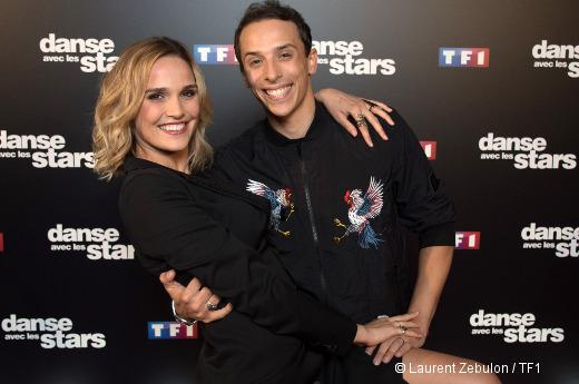 Danse avec les stars saison 7 - Camille Lou et Grégoire Lyonnet