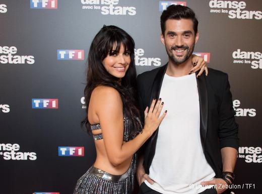 Danse avec les stars saison 7 - Candice Pascal et Florent Mothe