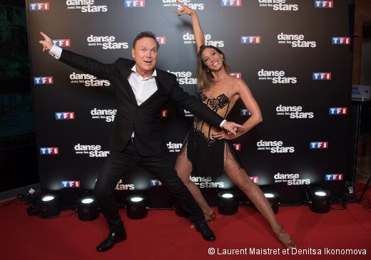 Danse avec les stars saison 7 - Yann-Alrick Mortreuil et Karine Ferri