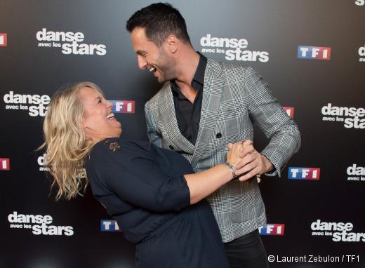 Danse avec les stars saison 7 - Valérie Damidot et Christian Millette